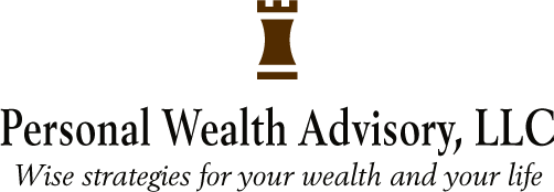 Personal Wealth Advisory, LLC Retina Logo